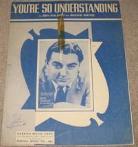 You're So Understanding Sheet Music - 1949 - $5.99