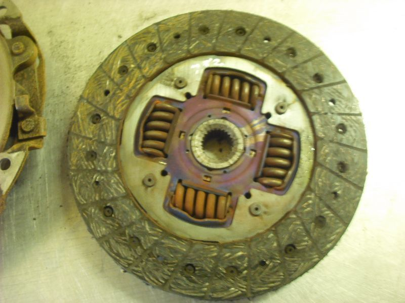 2002 IMPREZA Pressure Plate 54235