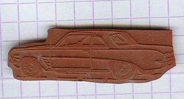 1961 Pontiac Tempest car UNMOUNTED Rubber Stamp - $3.50