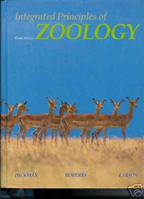 Integrated Principles of Zoology by Allan Larson, Cl...