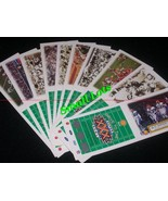 """Set Of 10 -- 1995 Shell Drive To The Super Bowl Game Cards """" - $52.00"""