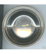 Reed & Barton SilverPlated Bowl #1203 6 in bottom label - $10.00