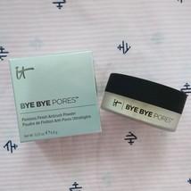 IT COSMETICS Bye Bye Pores Silk HD Anti-Aging Micro-Powder Transculent 0... - $17.41