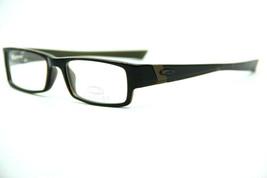 Oakley Occhiali Guarnizione Marrone Tartaruga W/Trasparente Demo Lenti 1... - $230.38