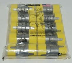 Apollo PWR7481309 Carbon Steel 3/4 Inch Gas Coupling Stop Bag of 10 image 2
