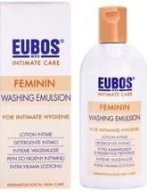 EUBOS Feminin Washing Emulsion 200ml To Ensure Superior Intimate Hygiene... - $46.90
