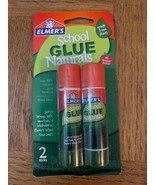 Elmers School Gluestick Naturals 2 Pack - $4.78