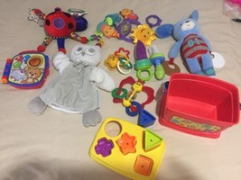 Developmental Baby Toys Lot - $21.56