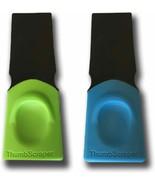 Fusionbrands Thumb Small Task Scraper Tool, Blue & Green - $14.82