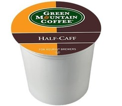 Green Mountain Coffee Half-Caff 120 K-Cups - $107.28