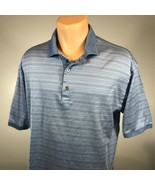 Bobby Jones Golf Polo L Mens Shirt Size Large Short Sleeve Cotton Made I... - $18.55