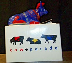 CowParade Even Cowgirls Get the Blues Item # 9180 Westland Giftware AA-191895 Vi image 7