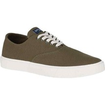 Sperry Top-Sider Women's Captains CVO Sneaker Color Olive Size 9 NIB Reg: $59.00 - $25.00