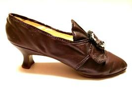 Raine Just The Right Shoe Martha Washington 25412 Miniature Retired 2000  - $15.83