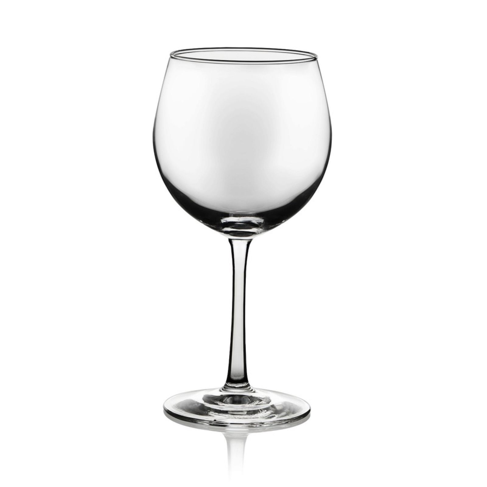 Set of 12 Libbey Vineyard Assorted Red and White Wine Clear Glasses New