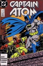 DC CAPTAIN ATOM (1987 Series) #33 VF - $1.49