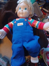 1986 Hasbro My Buddy Boy Doll Blonde Hair - $40.00