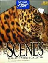 Microsoft Scenes Sierra Club Nature Screen Saver - $10.88