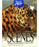 Microsoft Scenes Sierra Club Nature Screen Saver - $9.98