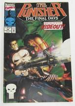 Punisher #58 Comic Book January 1992 Fine+ 6.5 Vintage Marvel - $2.37