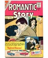 Romantic Story #51 1960- Charlton comics- Shipboard Romance VF - $63.05