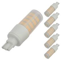 LEDwholesalers T10 Wedge Base Omnidirectional 4-Watt LED Light Bulb with Translu
