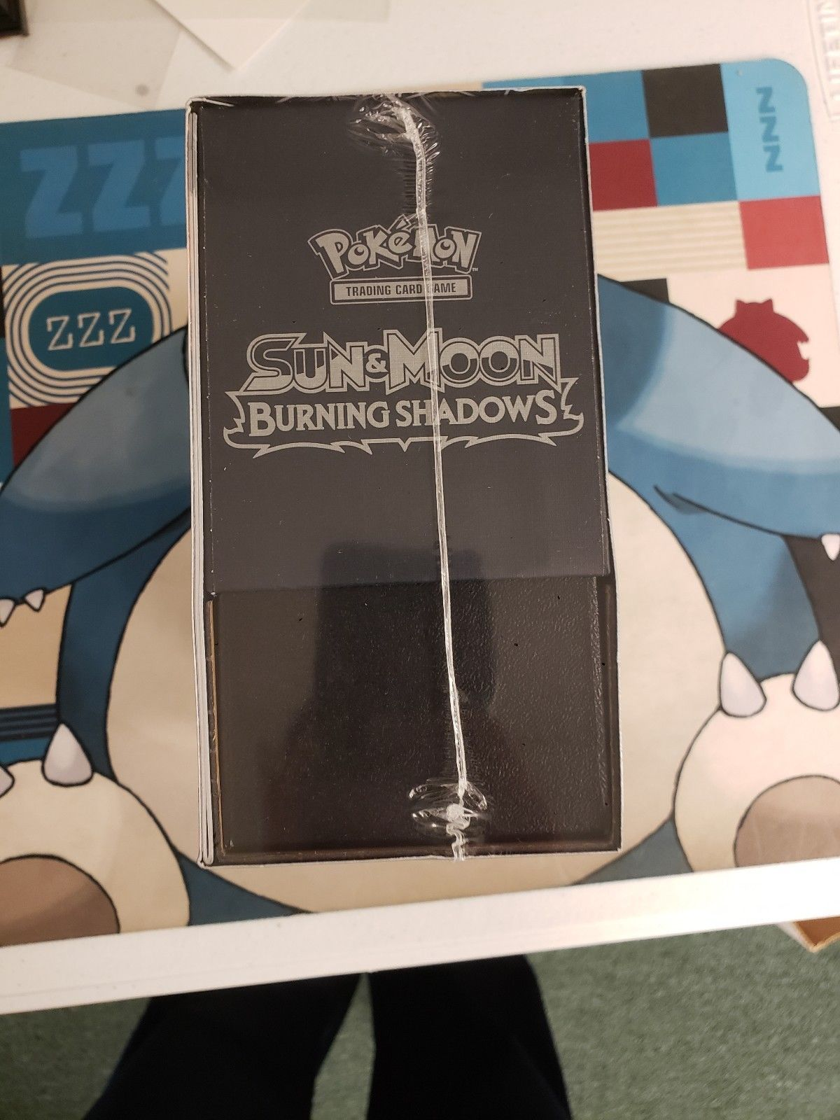 Burning Shadows Elite Trainer Box New Sealed Pokemon Sun & Moon TCG