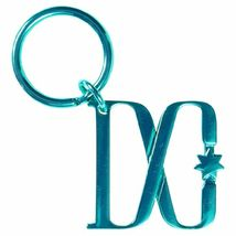 DC Shoes Women's Accessory Small Metallic Chick Star Key chain NWT image 4