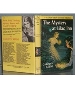 Nancy Drew #4 The Mystery at Lilac Inn LIKE NEW... - $6.99