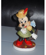 Disney Minnie Mouse Archer Porcelain Figurine - $24.99