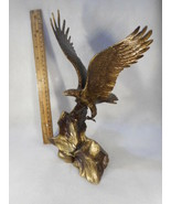 "Bronze Wings of Glory by Ronald Van Ruyckevelt Signed 11 1/4"" T - $147.51"