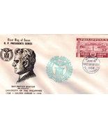 GUY POTTER BENTON 3RD U.P. President 1st Day Of Issue 1958  - $1.95