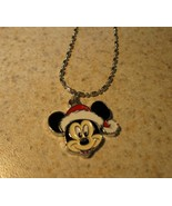 NECKLACE & PENDANT DISNEY CHILDS MICKEY MOUSE #634 - $6.99