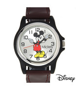 Disney Men's MCK617 Military Nylon Band Mickey ... - $29.99
