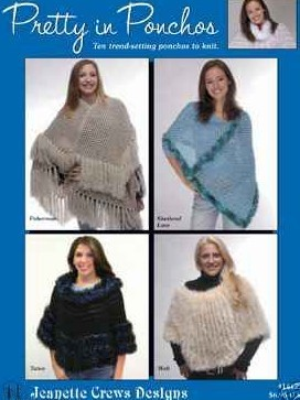 PRETTY IN PONCHOS BY JEANETTE CREWS DESIGNS