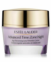 Estee Lauder Advanced Time Zone Night Age Reversing Line / Wrinkle Creme... - $65.50