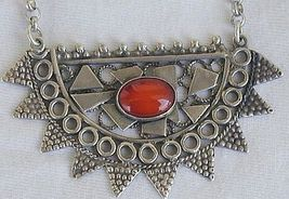 Red moon necklace - $145.00