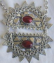 Red moon necklace duble thumb200