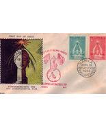 1953 First Philippine International Fair 1st Day Of Issue - $1.95