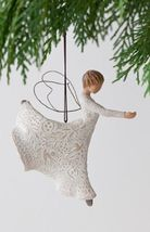 Willow Tree Dance Of Life Figurine Demdaco Ornament Christmas Tree Decoration - $31.76