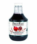 "Pomegranate Juice Concentrate ""Cold Filled"" ONE QUART 64 DAY SUPPLY - $27.95"