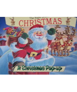 The Night  Before Christmas Pop-Up Book  8 x 10 inches - $7.99