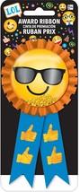 LOL Emoji Emoticons Cute Kids Birthday Party Favor Confetti Award Ribbon - $7.17
