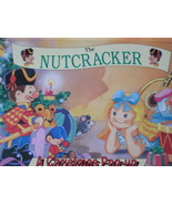 The Nutcracker Pop-up Book  8 x 10 inches - $7.99