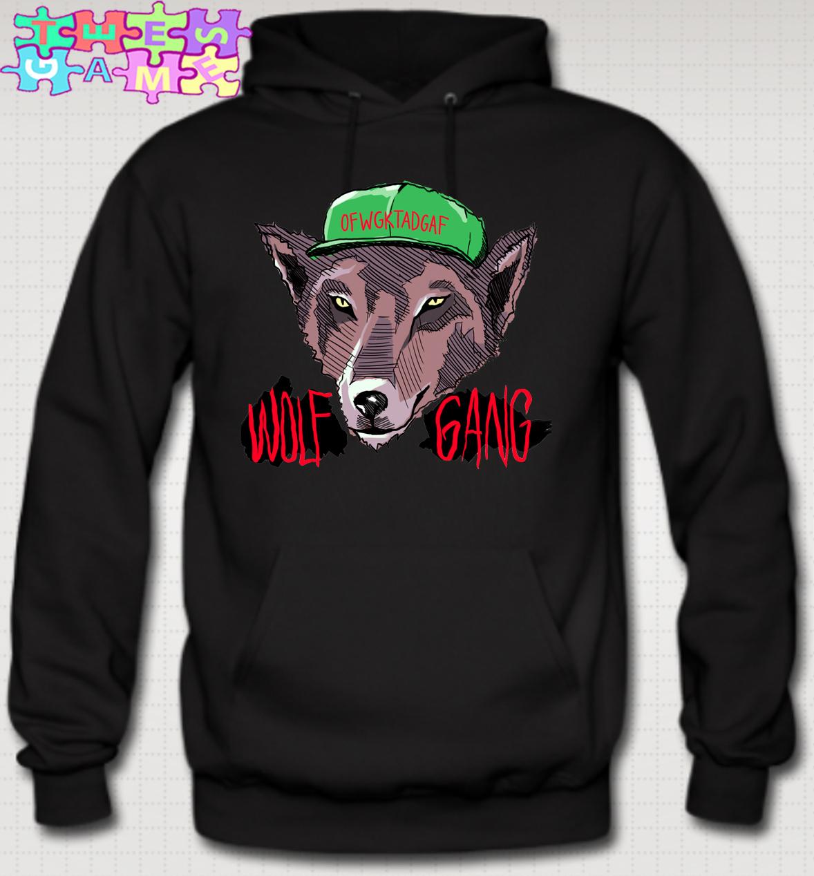 Wolf gang hoodie