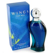 Giorgio Beverly Hills Wings Eau de Toilette Spray, 3.4 Fluid Ounce - $26.86
