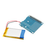 Geekworm UPS HAT Expansion Board + 2500mAh Lithium Battery For Raspberry... - $29.58