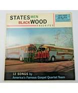 Statesmen Quartet Blackwood Brothers Favorites Skylite Vinyl SRLP5980 - $20.00