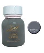 Liquid Makeup Theatrical Makeup Grey Body and Hair Mehron USA 1 oz - $5.89