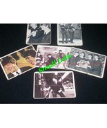 Lot Of 6 Beatles Trading Cards From 1960's  - 1st 2nd 3rd Se - $7.00
